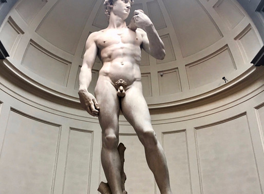 How To See Michelangelo's David in Florence