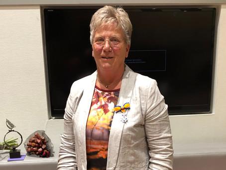 Afscheid van Jacqueline Willemsen – Post als raadslid