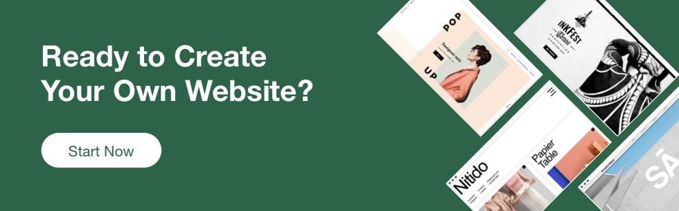 Create your online website