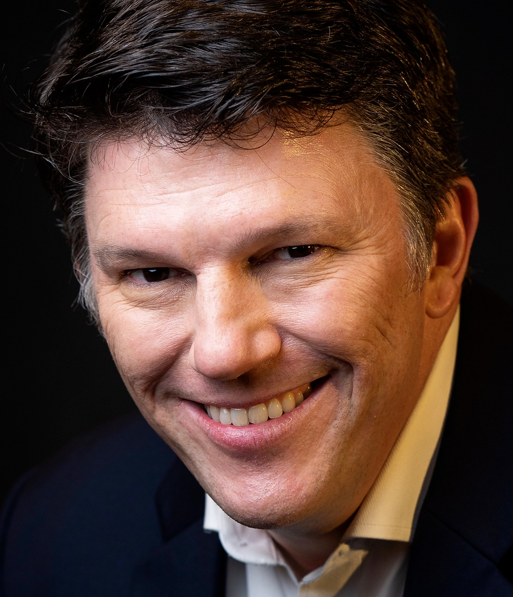Tim Wade - leading change speaker - motivational, impactful, fun