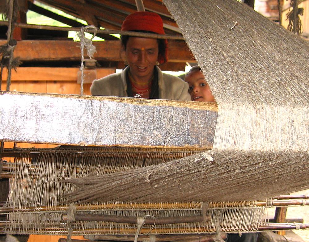 Women Weavers
