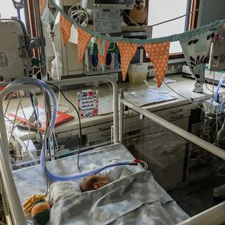 Fantastische initiatieven - welgekomen steun tijdens het verblijf op neonatologie