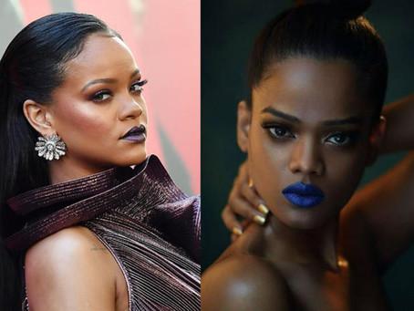 ¡Renee Kujur! ¿Gemela de Rihanna?