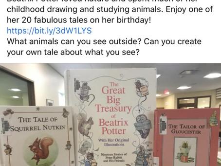 Beatrix Potter-Fabulous Tales