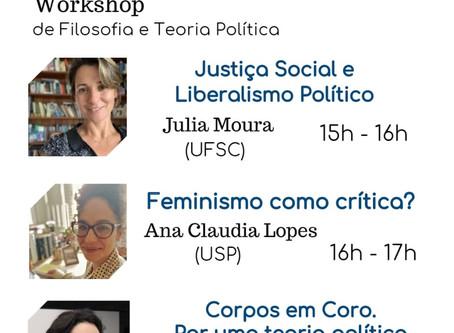 Workshop de Filosofia e Teoria Política UFRJ