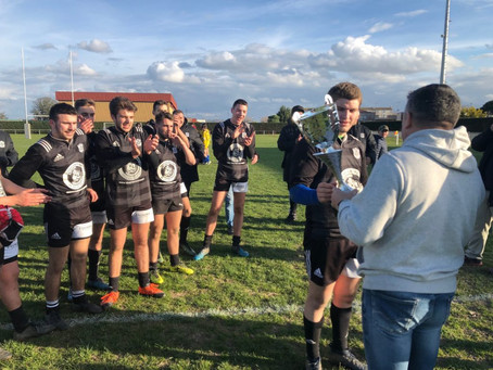 100% SPORT ARIEGE … le rugby à 7 – championnat ARIEGE