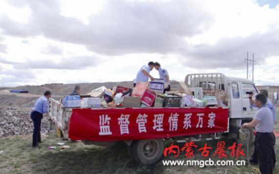 内蒙古乌兰察布市销毁假冒伪劣商品