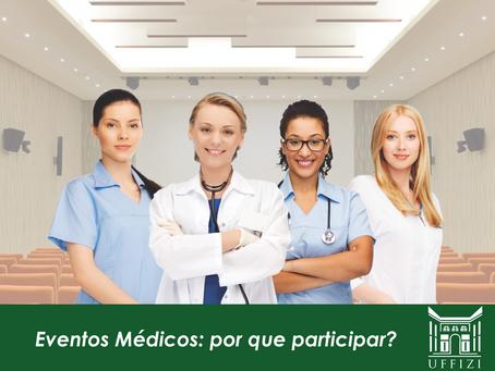 Eventos Médicos: por que participar?