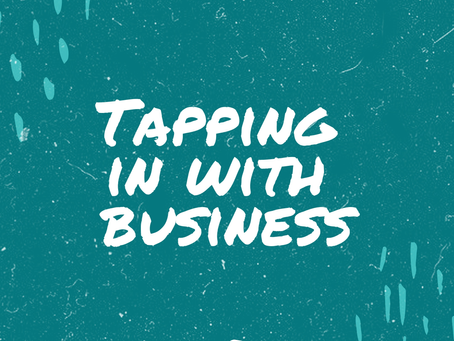 Tapping In With Business - Closing Remarks