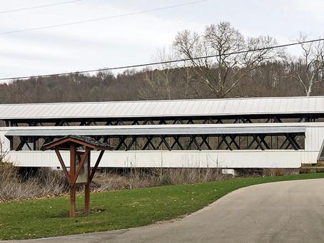 Johnston Covered Bridge
