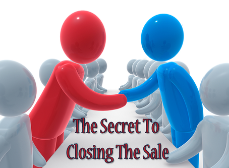 How to close your sales