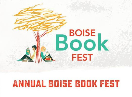GIVEAWAY: Boise Book Fest Signing Tickets