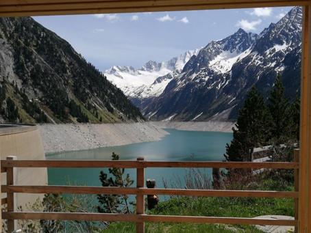Треккинг тур в Альпах, Австрия