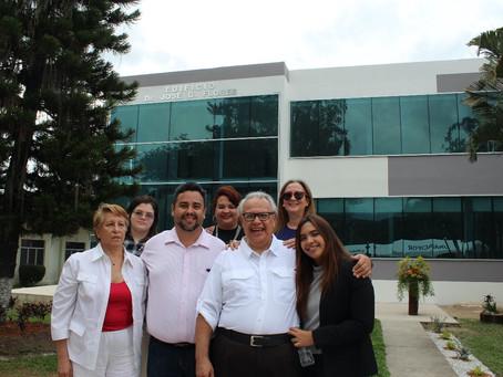 Estamos orgullosos de nuestro equipo! La notable carrera de José Guillermo Flores