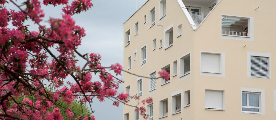 Wohnbauprojekt Villach, Reconstructing Altsiedlung Neue Heimat/Ramserweg BSt. I