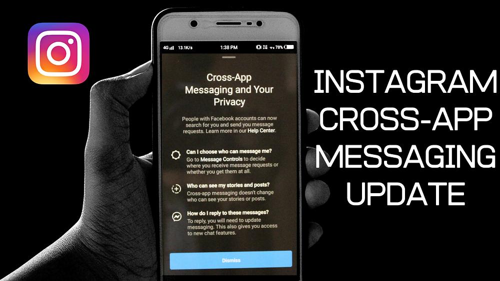 Instagram Cross-App Messenger Update