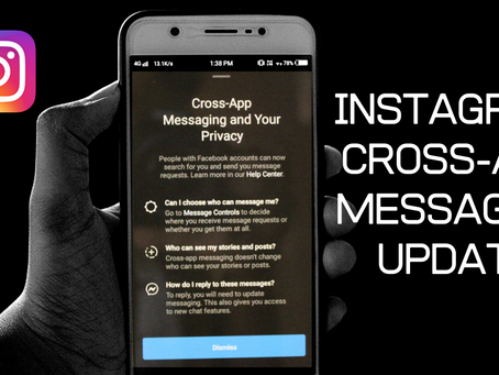 Instagram Cross-App Messenger Update: What's New?