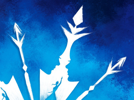 POSTER DESIGN REVIEW - Frozen: The Broadway Musical