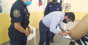 Policía afianza el acercamiento con la comunidad