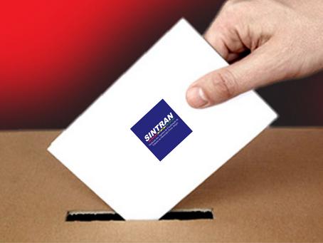 Edital de Eleição Sindical