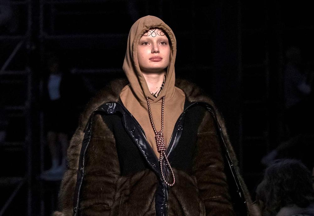 BURBERRY fashion nyfw london