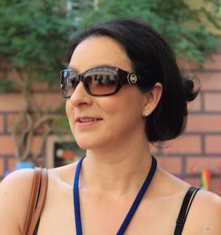 Presentamos felizmente a: Margarita Fiscó, nuestra nueva Secretaria de SICA