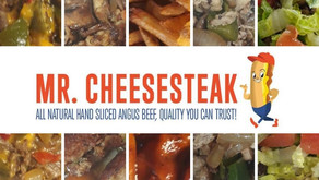 Get ready for mouth-watering sandwiches from Mr. Cheesesteak!