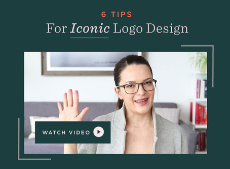 Six Tips for Iconic Logo Design.