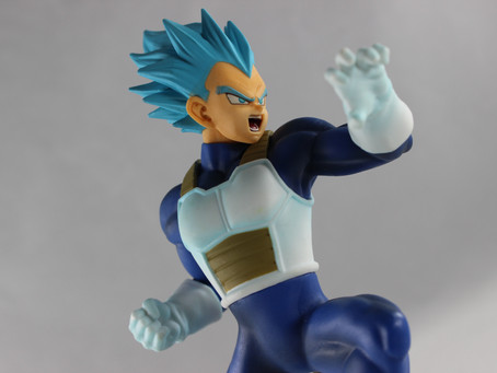 Banpresto: Supersaiyan God Vegeta (Dragonball Super)
