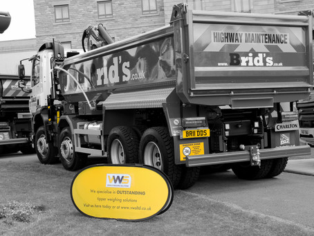 Brids reduce loading time with tipper technology and commit to trialling new Wi-Fi weighing system