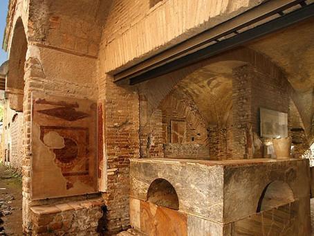 O submundo dos bares na Antiguidade romana