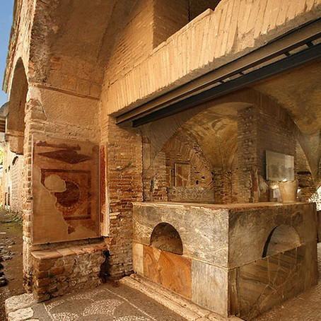 The Underworld of Bars in Roman Antiquity