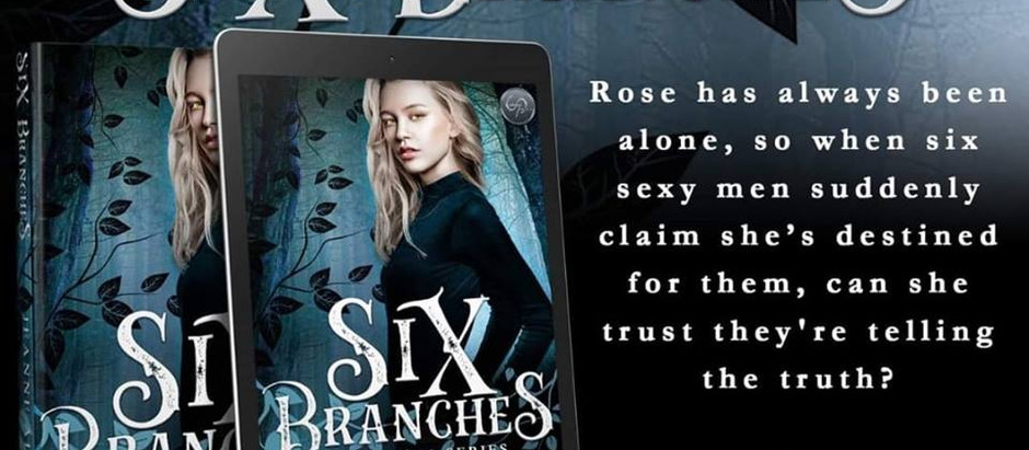 SIX BRANCHES - by Jeanne Allen