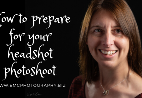 How to prepare for your headshot photoshoot