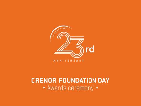크레너 창립 23주년 기념 '할로윈 패밀리 데이'