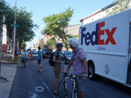 SOSNA Pursuing Loading Zones Throughout the Neighborhood