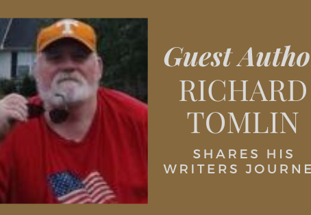 The Writer's Journey with Poet           Richard Tomlin