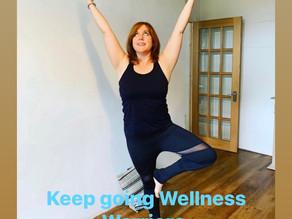 Many benefits to online Yoga & Pilates