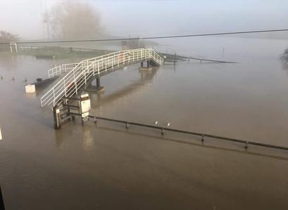 Bardney Flooded!