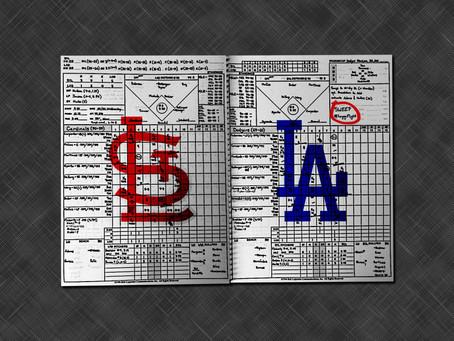 Game 128 Recap vs Dodgers