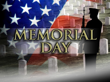 Remember and Honor!
