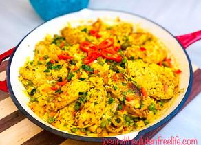 Spanish Chicken & Rice (Arroz con Pollo)