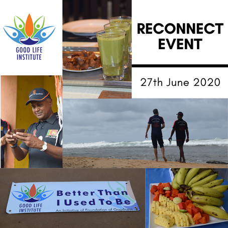 Reconnect Event 2020