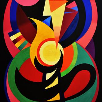 Auguste Herbin, donner un sens à l'abstraction.