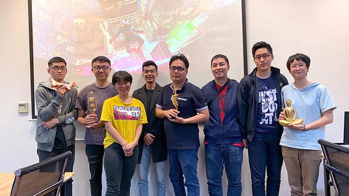 Lớp học điện ảnh của DeeDee Animation Studio với đạo diễn Phan Đăng Di