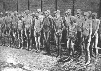 """Auschwitz """"tatsızlığı"""" ve """"sorularla terleyen"""" Naziler"""