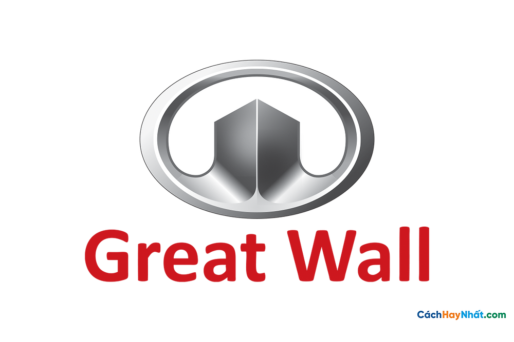 Logo Great Wall PNG