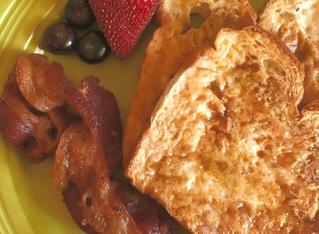 Our Ooh-La-Luscious French Toast: Recipes from Our Sustainable Cookbook