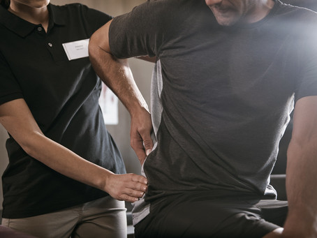 Você sente dor nas costas?