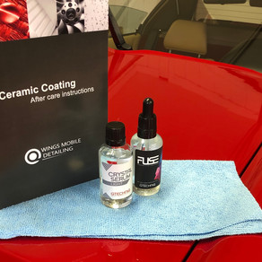 Ceramic Coating VS PPF (Clear Bra). Differences and Benefits.